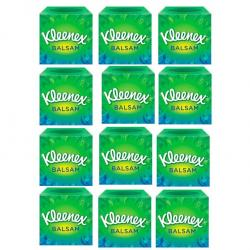 Cheap Stationery Supply of Kleenex Cube Balsam Tissues 56s Office Statationery