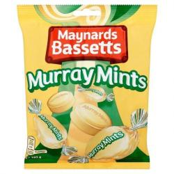 Cheap Stationery Supply of Maynards Bassetts Murray Mints 193g Office Statationery