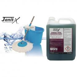 Cheap Stationery Supply of JanitX Professional Green Pine Disinfectant 5 Litre Office Statationery