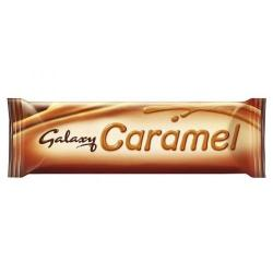 Cheap Stationery Supply of Galaxy Caramel Twin Bars 24s Office Statationery