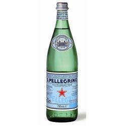Cheap Stationery Supply of San Pellegrino Sparkling Water GLASS 12x750ml Office Statationery