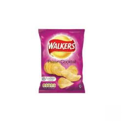 Cheap Stationery Supply of Walkers Crisps Prawn Cocktail Pack 32s Office Statationery