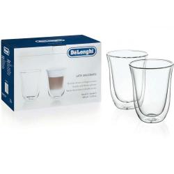 Cheap Stationery Supply of Delonghi Latte Macchiato Cups 220ml Pack 2s Office Statationery