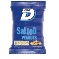 Cheap Stationery Supply of Big D Salted Peanuts 18 x 240g Office Statationery