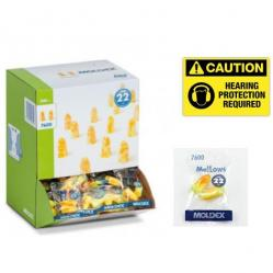 Cheap Stationery Supply of Moldex 7600 Mellows Ear Plugs Pack 200s Office Statationery