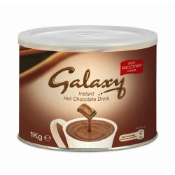 Cheap Stationery Supply of Galaxy Instant Drinking Chocolate 1kg Office Statationery