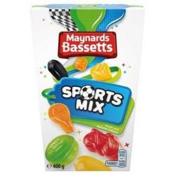 Cheap Stationery Supply of Maynards Bassetts Sports Mix 400g Office Statationery