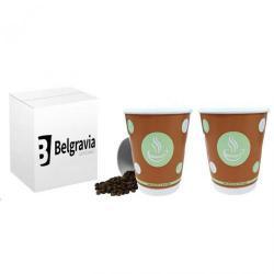 Cheap Stationery Supply of 8oz Belgravia Bio Double Walled Cups Office Statationery