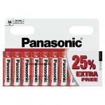 Panasonic AA Zinc Battery Pack 10s