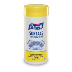 Cheap Stationery Supply of Purell Surface Sanitising Wipes 200s Office Statationery