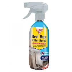 Cheap Stationery Supply of Zero In Bed Bug Killer Spray 500ml Office Statationery
