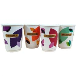 Cheap Stationery Supply of 12oz Twinings Printed Paper Cups Office Statationery