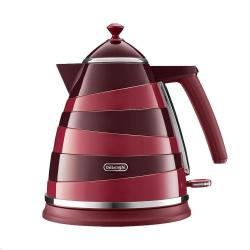 Cheap Stationery Supply of Delonghi Avvolta Class Red 3KW 1.7L Jug Kettle Office Statationery