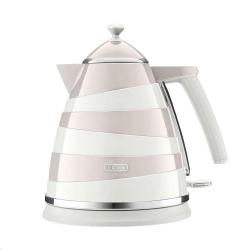 Cheap Stationery Supply of Delonghi Avvolta Class White 3KW 1.7L Jug Kettle Office Statationery