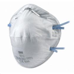 Cheap Stationery Supply of 3M Cup Shaped Respirator Mask 8810 Office Statationery