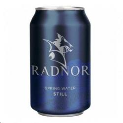 Cheap Stationery Supply of Radnor Hills Spring Still Water Cans 24x330ml Office Statationery