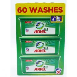 Cheap Stationery Supply of Ariel 3in1 Original Pods 60 Washes Office Statationery