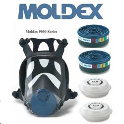 Cheap Stationery Supply of Moldex Full Face Medium Mask 9002 Office Statationery