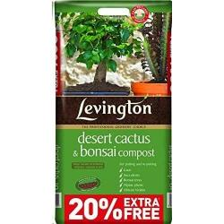 Cheap Stationery Supply of Levington Desert Cactus & Bonsai Compost 10 Litre Office Statationery