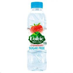 Cheap Stationery Supply of Volvic Sugar Free Touch of Fruit Strawberry 12x500ml Office Statationery