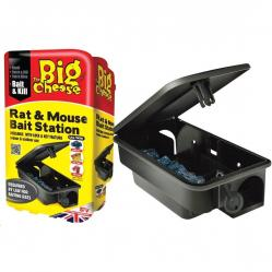 Cheap Stationery Supply of Big Cheese Rat & Mouse Bait Station STV179 Office Statationery