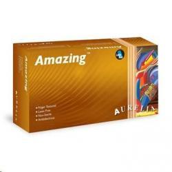 Cheap Stationery Supply of Aurelia Amazing Blue Powder Free Small Nitrile Gloves 300s Office Statationery