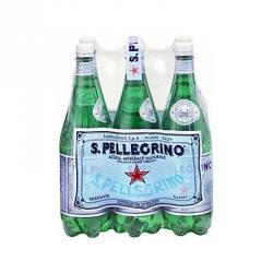 Cheap Stationery Supply of San Pellegrino Sparkling Water 6x1litre Office Statationery