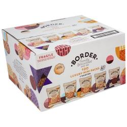 Cheap Stationery Supply of Border Biscuits Twin Pack 5 Variety 100s Office Statationery
