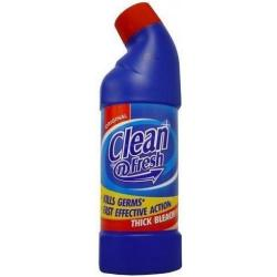 Cheap Stationery Supply of Clean And Fresh Bleach Blue 750ml Office Statationery
