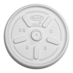 Cheap Stationery Supply of 10oz Dart VENTED Lids Office Statationery