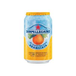 Cheap Stationery Supply of San Pellegrino Sparkling Blood Orange Cans 24x330ml Office Statationery
