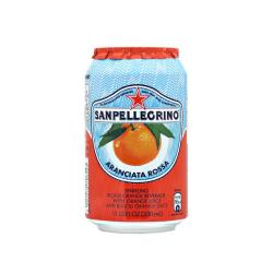 Cheap Stationery Supply of San Pellegrino Sparkling Orange Cans 24x330ml Office Statationery