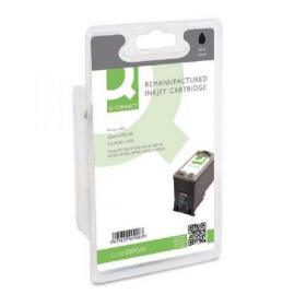 Q-Connect Canon PG-50 Remanufactured Pigment Black Inkjet Cartridge 0616B001