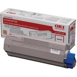 Cheap Stationery Supply of Oki Magenta Toner Cartridge (2,000 Page Capacity) 43872306 Office Statationery