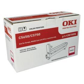 Oki C5650/C5750 Magenta Image Drum 43870006