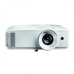Cheap Stationery Supply of Optoma EH334 Data Projector E1P1A0NWE1Z1 Office Statationery