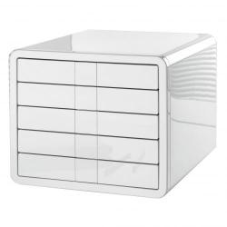 Cheap Stationery Supply of iBox Han Filing Drawer Set White HAN1551-12 Office Statationery