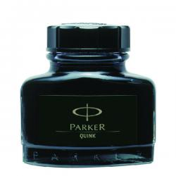 Cheap Stationery Supply of Parker Quink Permanent Ink Bottle Black 2oz S0037460 Office Statationery