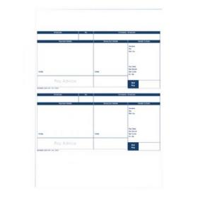 Custom Forms Pegasus Capital/Opera Payslips (Pack of 500) CL95