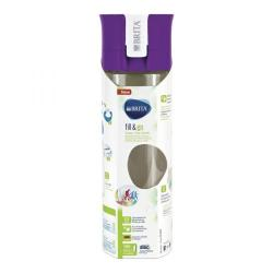 Cheap Stationery Supply of Brita 600ml Vital Water Bottle Purple BA0104 Office Statationery