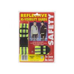Cheap Stationery Supply of PMS Reflective Bands Pack of 24 075/013 Office Statationery