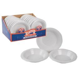 Cheap Stationery Supply of Pms Plastic Bowls Pack of 20 White 083/314 083/314 Office Statationery