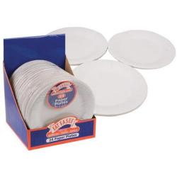 Cheap Stationery Supply of Pms Paper Plate Pack of 16 White 183/126 183/126 Office Statationery