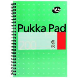 Cheap Stationery Supply of Pukka Pad Ruled Wirebound Metallic Jotta Notebook 200 Pages A5 (Pack of 3) JM021 Office Statationery