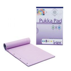 Cheap Stationery Supply of Pukka Pad A4 Refill Pad Lavender (Pack of 6) IRLEN50 Office Statationery