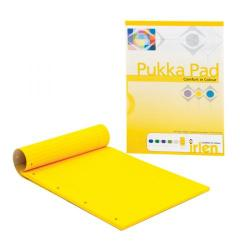 Cheap Stationery Supply of Pukka Pad A4 Refill Pad Gold (Pack of 6) IRLEN50 Office Statationery
