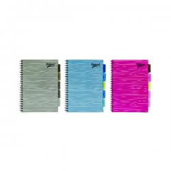Cheap Stationery Supply of Pukka Pad Unipad Project Book A4 200 Pages (Pack of 12) 6200-UNI Office Statationery