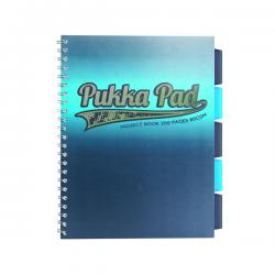 Cheap Stationery Supply of Pukka Pad Electra A4 Jotta Project Book Assorted 8241-ELC Office Statationery