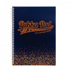 Cheap Stationery Supply of Pukka Jotta A5 Notebook Navy 8246-BLS Office Statationery