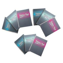 Cheap Stationery Supply of Pukka Electra Jotta A5 Notebook Assorted (Pack of 3) 3 for 2 PP816942 Office Statationery